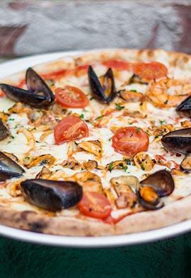 pizza w Semolino