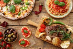 Kuchnia włoska - specyfikacja, produkty i dania
