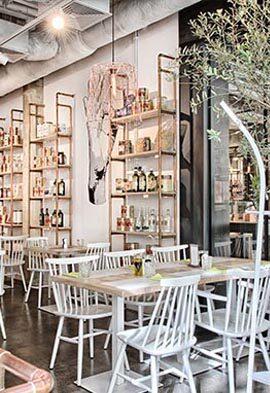 włoska restauracja w centrum Warszawy - Semolino
