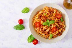 włoski makaron - nieodłączny element kuchni włoskiej